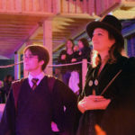Harry potter Miss Stanhope