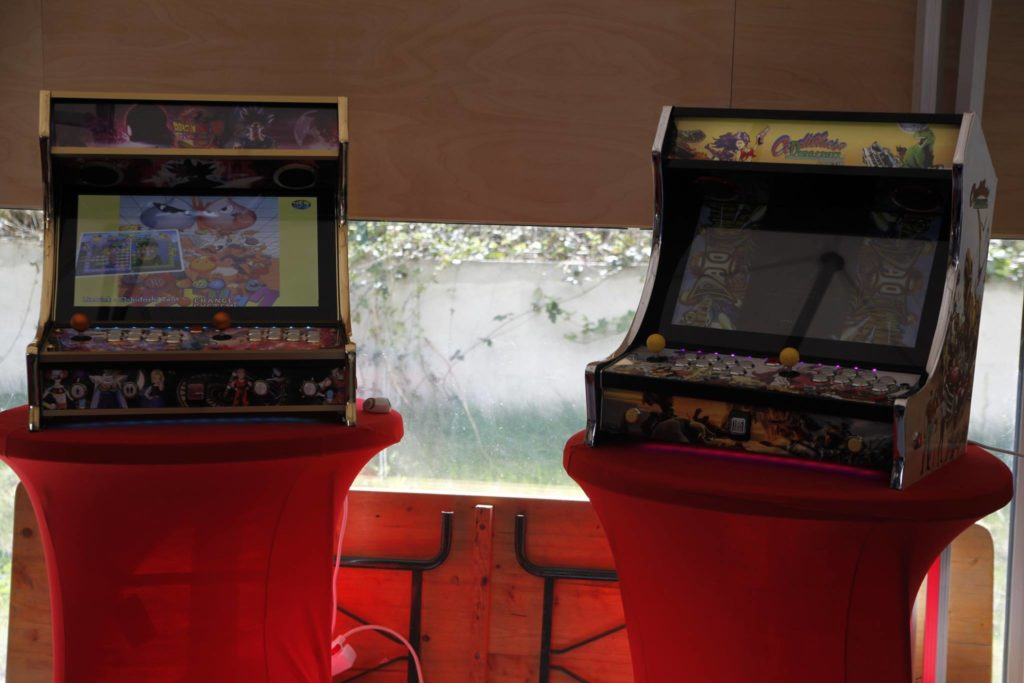 Games'n Co Arcade Ze Next Convention