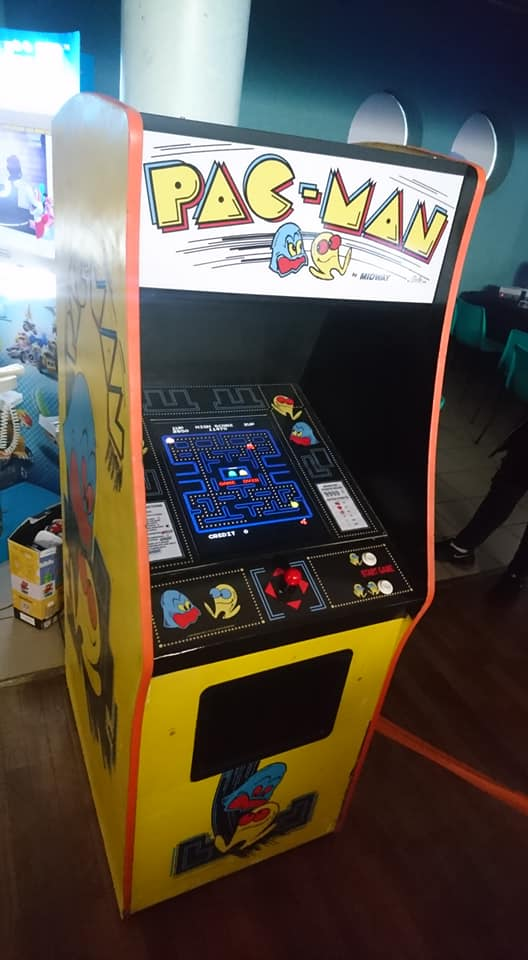 Games'n Co PacMan Ze Next Convention