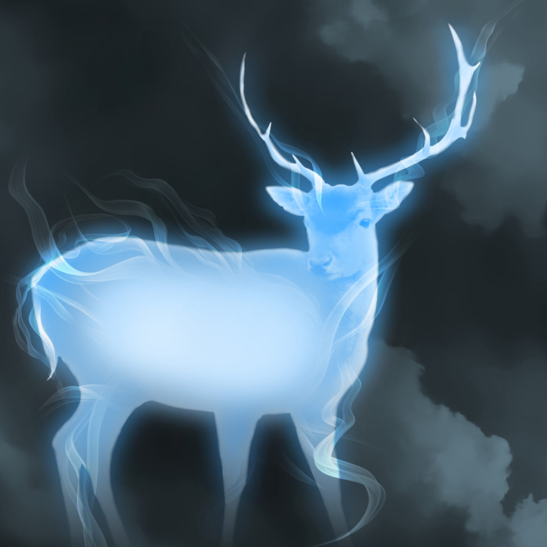 ze next convention illustration patronus