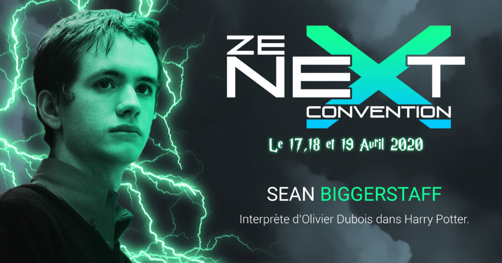 Sean Biggerstaff Olivier Dubois Ze Next Convention