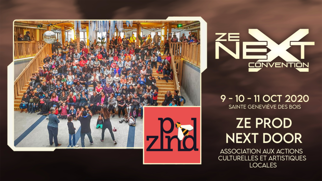 ZPND Ze Next Convention